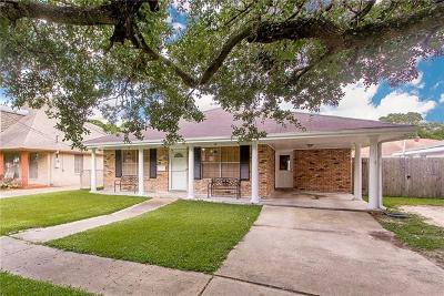 Single Family Home For Sale: 1809 Severn Avenue