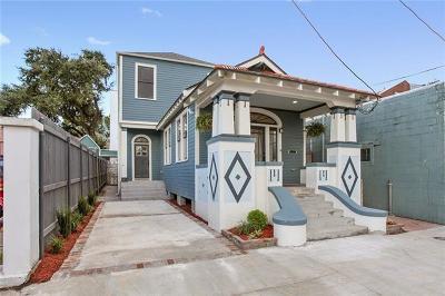 Single Family Home For Sale: 1517 Terpsichore Street