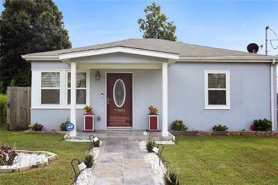 New Orleans Single Family Home For Sale: 5611 Arts Street