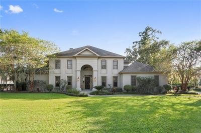 Single Family Home For Sale: 108 English Turn Drive