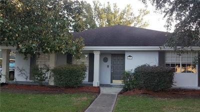 Jefferson Parish Single Family Home For Sale: 636 Petit Drive