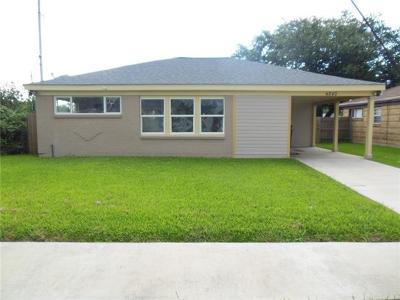 Single Family Home For Sale: 4840 Deanne Street