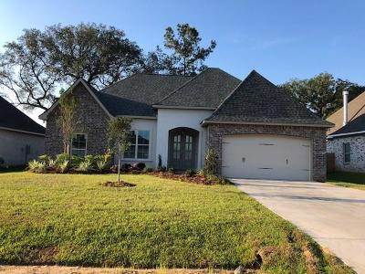 Madisonville LA Single Family Home For Sale: $282,750