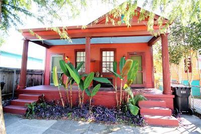 Jefferson Parish, Orleans Parish Multi Family Home For Sale: 831-33 Fourth Street