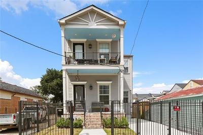New Orleans Single Family Home For Sale: 217 S Rocheblave Street