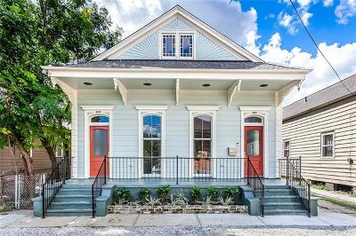 New Orleans Single Family Home For Sale: 4826 Dauphine Street