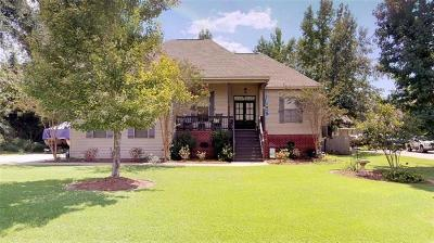 Madisonville Single Family Home Pending Continue to Show: 605 Arbor Court