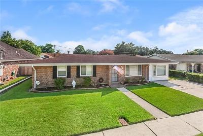 Single Family Home For Sale: 8720 26th Street