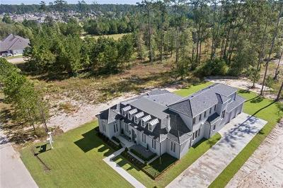 Madisonville LA Single Family Home For Sale: $1,096,000