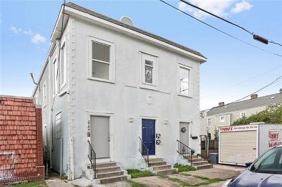 Jefferson Parish, Orleans Parish Multi Family Home For Sale: 2704 General Pershing Street Street