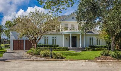 New Orleans Single Family Home For Sale: 9 Bonita Bay Drive