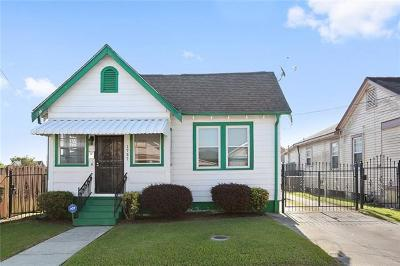New Orleans Single Family Home For Sale: 1737 Congress Street