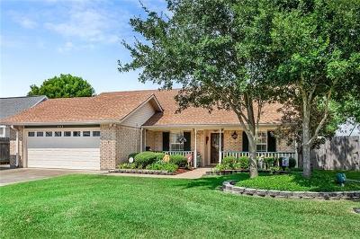 Slidell Single Family Home For Sale: 393 Moonraker Drive