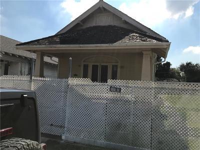 Single Family Home For Sale: 1768 N Gayoso Street
