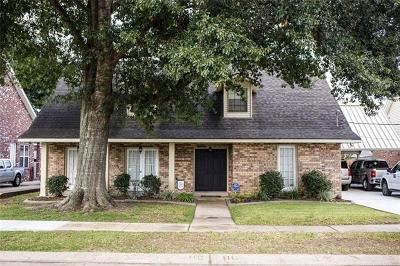 Kenner Single Family Home For Sale: 5317 David Drive