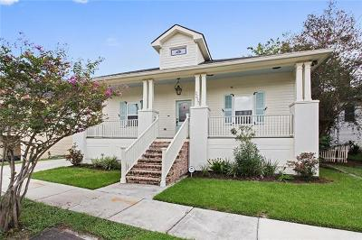 New Orleans Single Family Home For Sale: 3217 Upperline Street