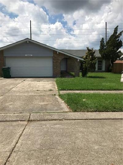 Harvey Single Family Home For Sale: 2400 W Sunny Meade Drive
