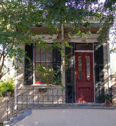 New Orleans Single Family Home For Sale: 2421 Royal Street