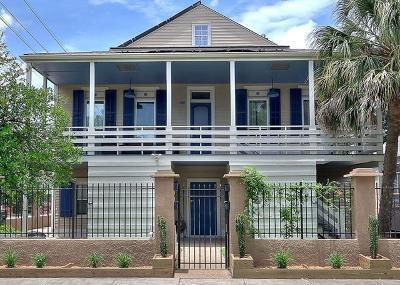 Jefferson Parish, Orleans Parish Multi Family Home For Sale: 1702-04 Dante Street