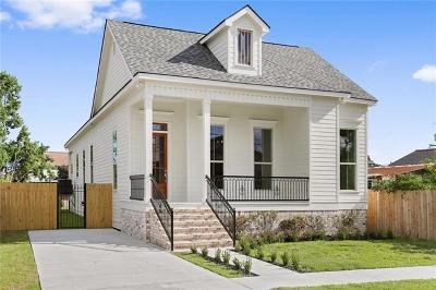 New Orleans Single Family Home For Sale: 2525 Pressburg Street