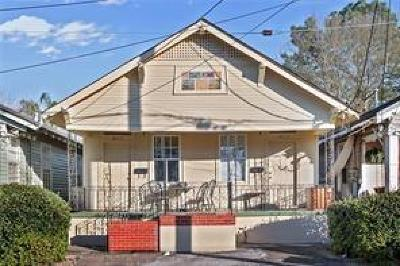 Jefferson Parish, Orleans Parish Multi Family Home For Sale: 3613-15 Calhoun Street Street