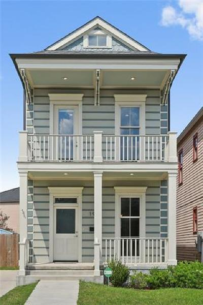 New Orleans Single Family Home For Sale: 1917 Chippewa Street