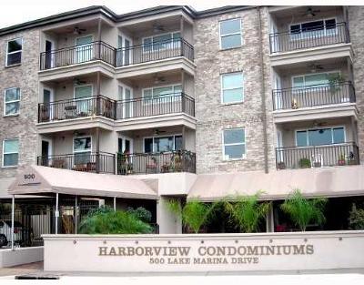 New Orleans Condo For Sale: 500 Lake Marina Avenue #318