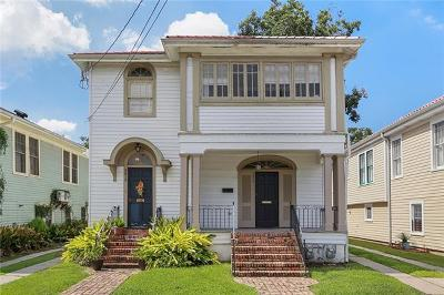 New Orleans Multi Family Home For Sale: 3410 State Street Drive