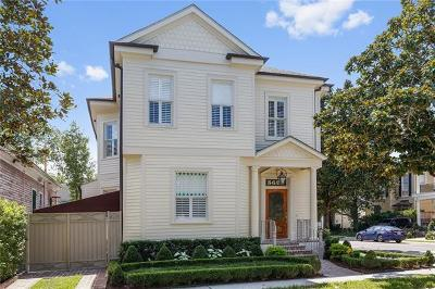 Single Family Home For Sale: 5626 Prytania Street