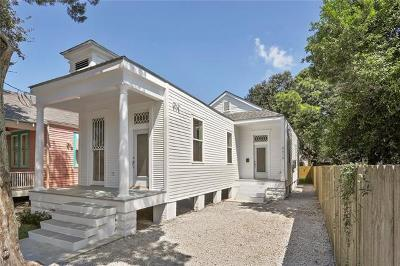 New Orleans Single Family Home Pending Continue to Show: 8619 Plum Street