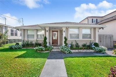 New Orleans Single Family Home For Sale: 998 Germain Street