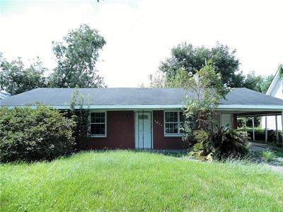 Single Family Home For Sale: 1524 Allo Street