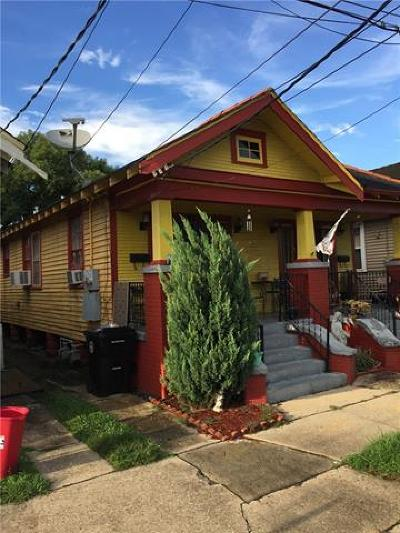 New Orleans Multi Family Home For Sale: 3247 Belfort Street
