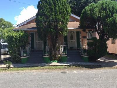 New Orleans Multi Family Home For Sale: 1207 N Spain Street