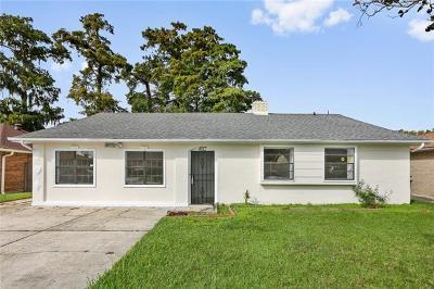 Harvey Single Family Home For Sale: 4012 N Woodbine Street