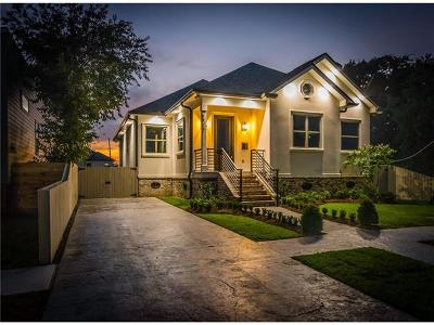 New Orleans Single Family Home For Sale: 6042 Cameron Boulevard