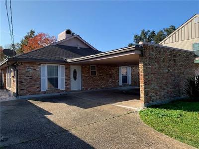 Metairie Single Family Home For Sale: 3940 Acadia Street