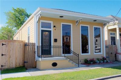 New Orleans LA Single Family Home For Sale: $329,900