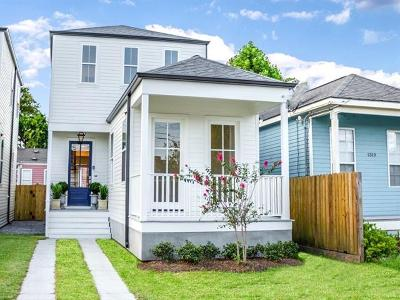 New Orleans Single Family Home For Sale: 1308 Eagle Street