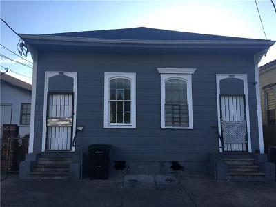 New Orleans Multi Family Home For Sale: 1909 Frenchman Street