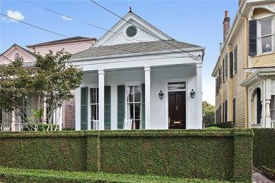 New Orleans Single Family Home For Sale: 5305 Camp Street