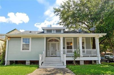 Single Family Home Pending Continue to Show: 5939 Tchoupitoulas Street