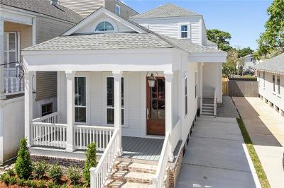 New Orleans Single Family Home For Sale: 2608 Robert Street