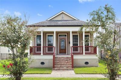New Orleans Single Family Home For Sale: 1925 Sixth Street