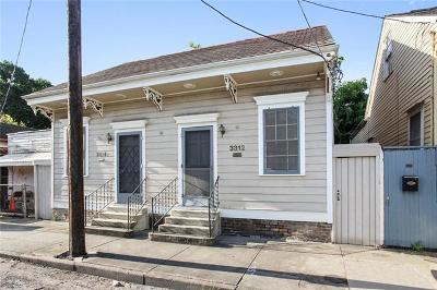 New Orleans Multi Family Home For Sale: 3312 Dauphine Street