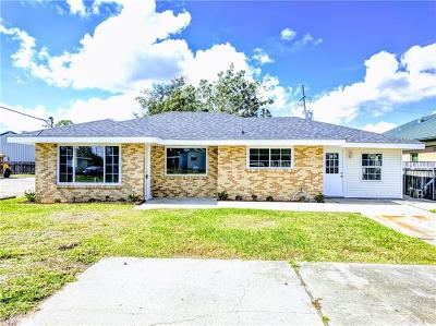 Westwego Single Family Home For Sale: 819 Victory Drive