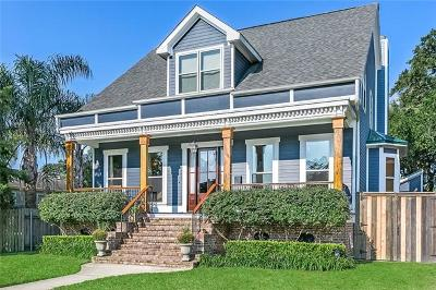 New Orleans Single Family Home For Sale: 6960 Marshal Foch Street