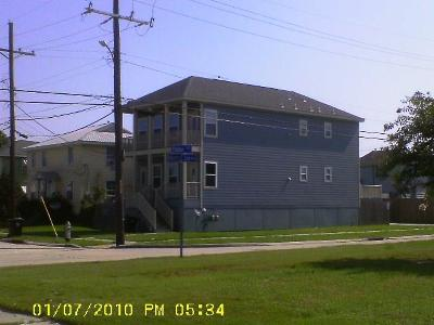New Orleans Multi Family Home For Sale: 6201/6203 Pasteur Boulevard