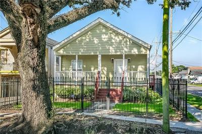 New Orleans Single Family Home For Sale: 3430 Franklin Avenue