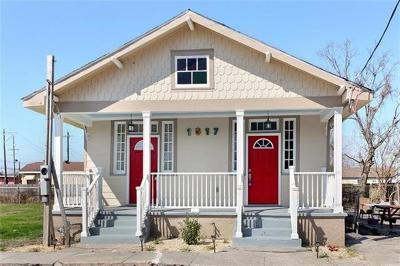 New Orleans Single Family Home For Sale: 1517 S White Street